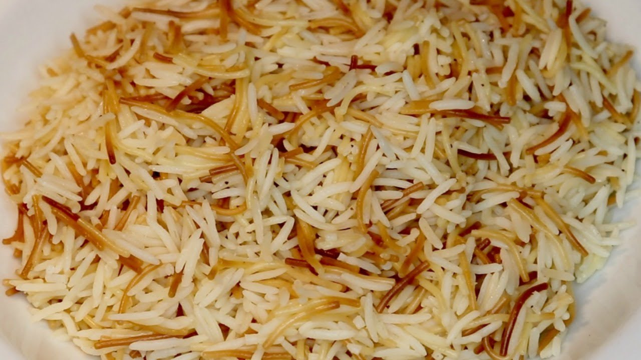 Armenian Rice and Noodles